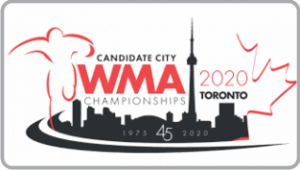 Toronto 2020 - World Masters Athletic Championship