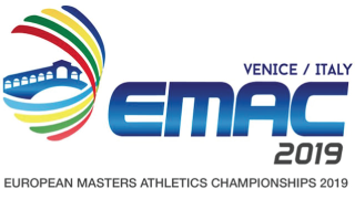 Wenecja 2019 - European Masters Athletics Chapionships