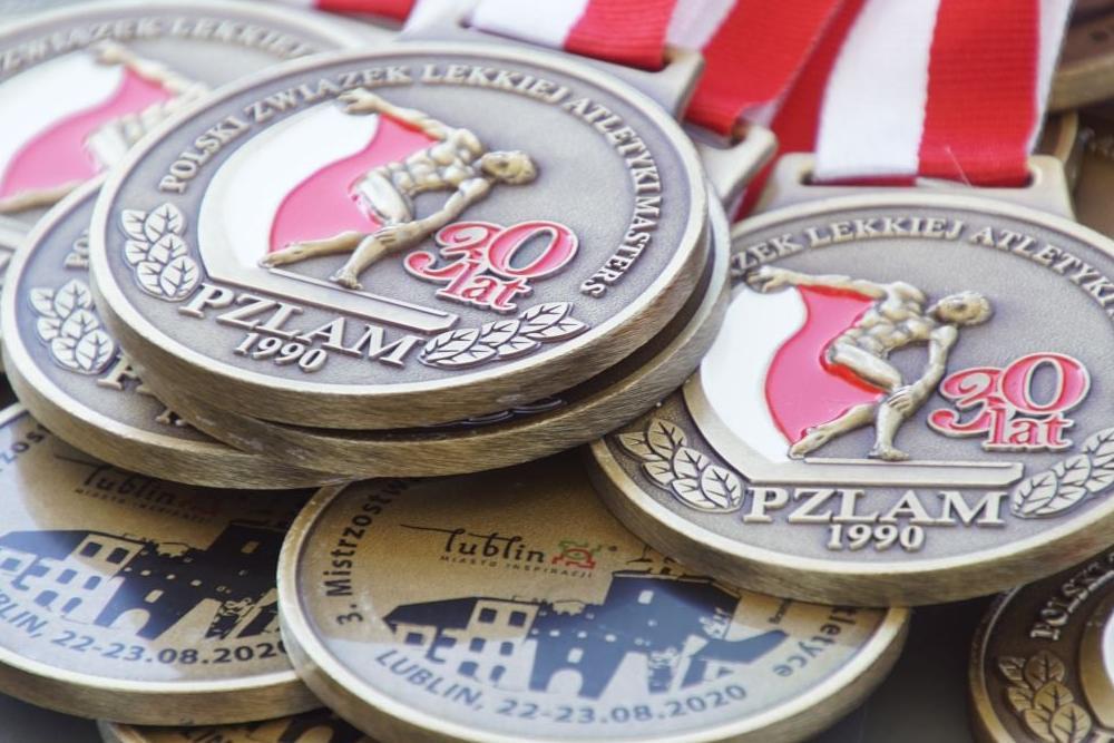 30. Mistrzostwa Polski w Lekkiej Atletyce Masters - Lublin 2020